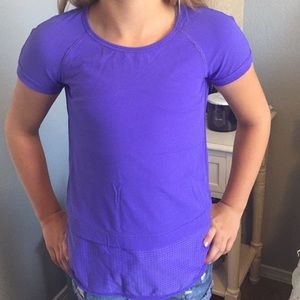 Ivivva by lululemon short sleeve